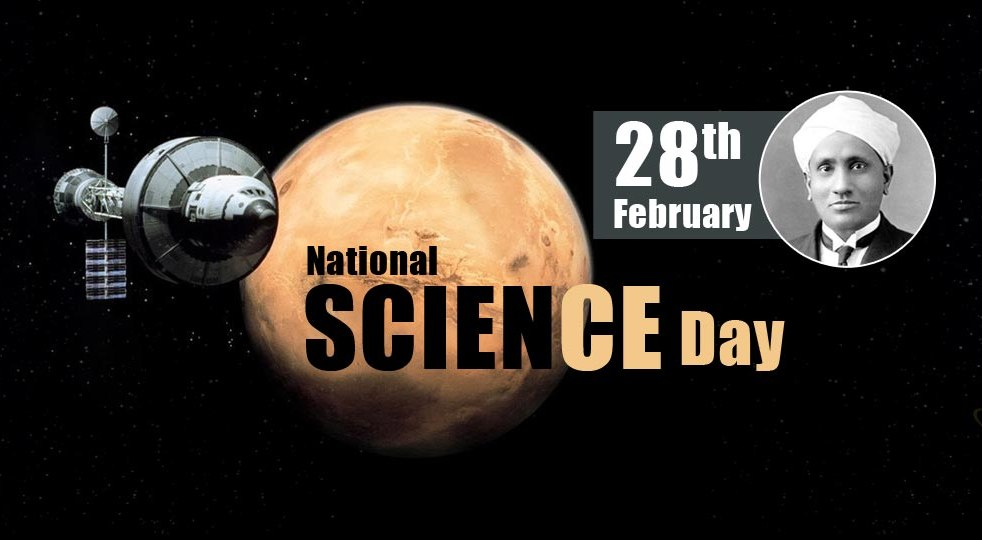 NATIONAL SCIENCE DAY-28th FEBRUARY