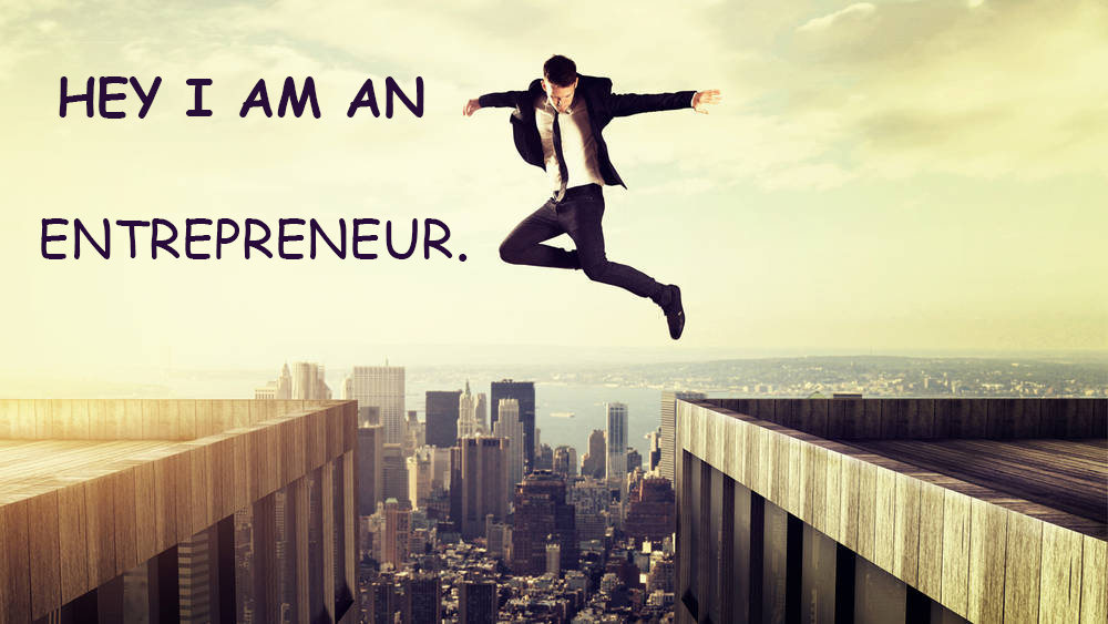 Calling yourself as an Entrepreneur is becoming more a Trend…!