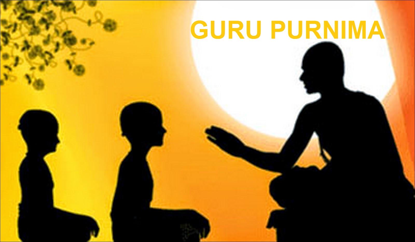 GURU PURNIMA  A TRIGGER FOR SOCIAL & SELF SUCCESS.