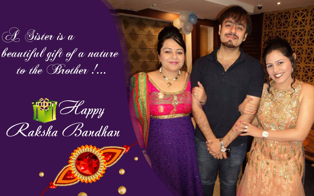 Sister is like a Candle and Brother is its manifestation – Raksha Bandhan Special.