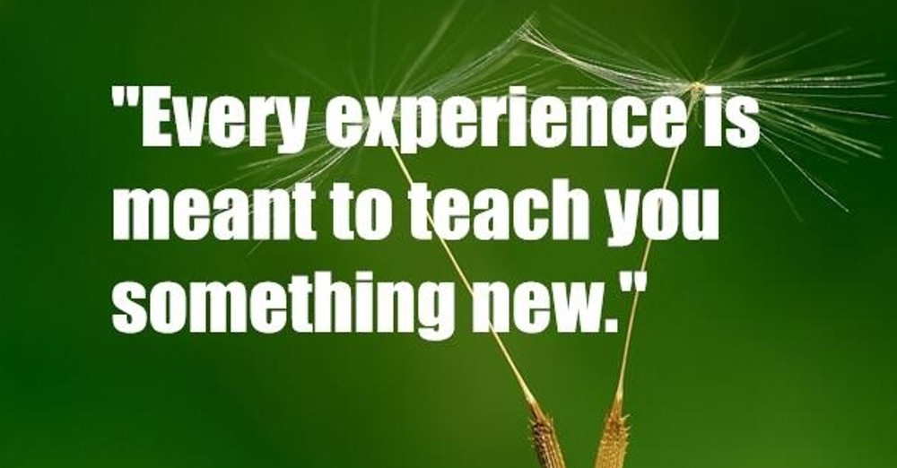 Every Experience is a Teacher in Itself – Happy Teachers' Day